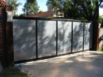 Security / Privacy Sliding Gate