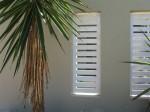 Decorative Privacy Slat Style Panels