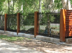 SQUARE TUBE FENCING